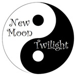 Twilight New Moon Yin Yang