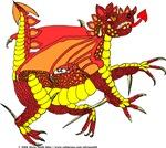 Mediaeval Style Dragon