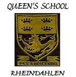Queen's School Rheindahlen Regalia