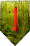 1st Infantry Division - Big Red One - Vintage