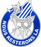 3rd Infantry Division - NOUS RESTERONS LA - Unit I