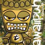 Tiki Mascot