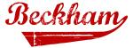 Beckham (red vintage)