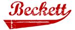 Beckett (red vintage)
