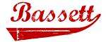 Bassett (red vintage)