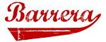 Barrera (red vintage)