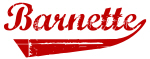 Barnette (red vintage)