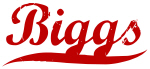 Biggs (red vintage)