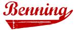 Benning (red vintage)