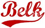 Belk (red vintage)