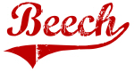 Beech (red vintage)