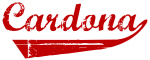 Cardona (red vintage)