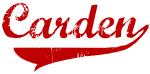 Carden (red vintage)