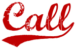 Call (red vintage)