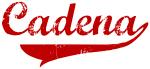 Cadena (red vintage)