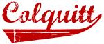 Colquitt (red vintage)