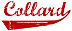 Collard (red vintage)