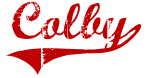 Colby (red vintage)