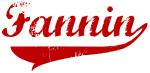 Fannin (red vintage)