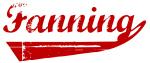 Fanning (red vintage)