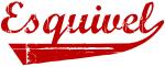 Esquivel (red vintage)