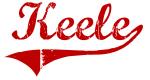 Keele (red vintage)