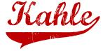 Kahle (red vintage)