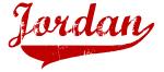 Jordan (red vintage)