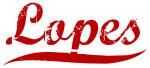 Lopes (red vintage)