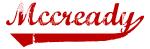 Mccready (red vintage)