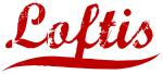 Loftis (red vintage)