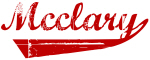 Mcclary (red vintage)