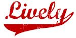 Lively (red vintage)
