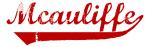 Mcauliffe (red vintage)