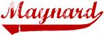 Maynard (red vintage)