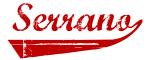 Serrano (red vintage)