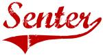 Senter (red vintage)
