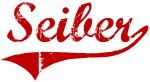 Seiber (red vintage)