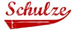 Schulze (red vintage)