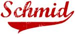 Schmid (red vintage)