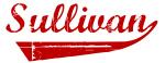 Sullivan (red vintage)