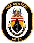 USS Cowpens CG-63 Navy Ship
