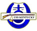 USS Kentucky SSBN 737 US Navy Ship