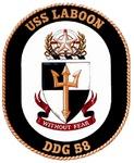 USS Laboon DDG 58 US Navy Ship