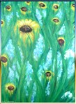 Wildflowers! art