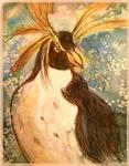 Penguin, wildlife art!