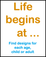 LIFE BEGINS AT...T-SHIRTS