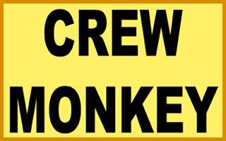 CREW MONKEY T-SHIRTS & GIFTS
