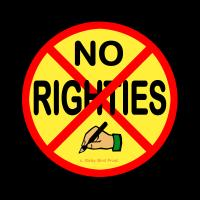 NO RIGHTIES LEFTY T-SHIRTS & GIFTS