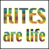 KITES ARE LIFE T-SHIRTS AND GIFTS